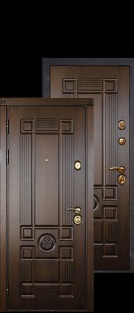 """Стальная дверь """"Цезарь"""""""