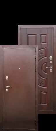 """Стальная дверь """"Эподром"""""""