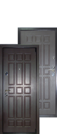 """Стальная дверь """"Виктория"""""""