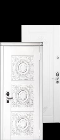 """Входная дверь """"Богема"""" Круг"""