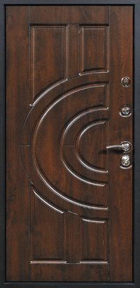 Стальная дверь «Луна»