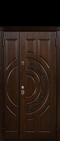"""Двухпольная дверь""""Луна"""""""