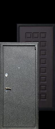 Стальная дверь Зодиак Венге