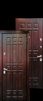 """Стальная дверь """"Новосел 7"""""""
