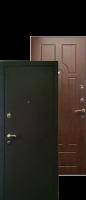 """Стальная дверь """"Новосел 6"""""""